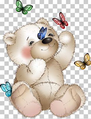 Teddy Bear Winnie The Pooh Cartoon PNG
