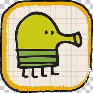 Doodle Jump Pocket God Kinect IPhone Video Game PNG