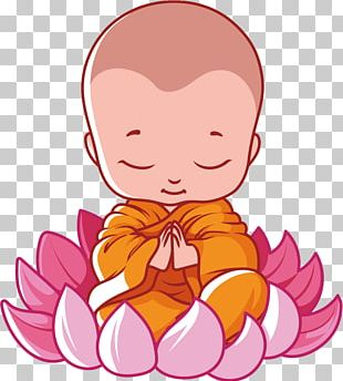 Vesak Buddhism Cartoon Buddhas Birthday PNG