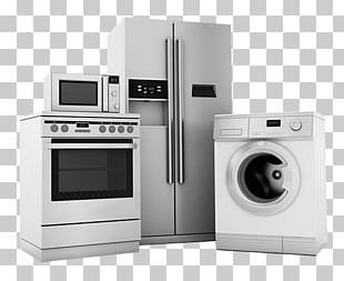 Home Appliance Cooking Ranges Washing Machines Refrigerator Kitchen PNG
