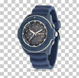 Watch Quartz Clock Chronograph Sector No Limits Jewellery PNG