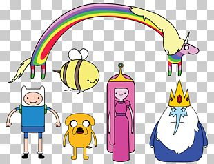 Adventure Time: Battle Party Finn The Human Jake The Dog Ice King PNG