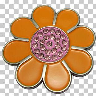 Petal Flower Hippie Orange Blossom PNG