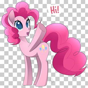 Pony Pinkie Pie Fluttershy Rarity Rainbow Dash PNG