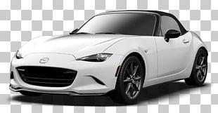 2017 Mazda MX-5 Miata RF 2016 Mazda MX-5 Miata Car Mazda MX-5 RF PNG