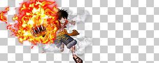 Monkey D. Luffy One Piece: Burning Blood Shanks Roronoa Zoro PlayStation 4 PNG