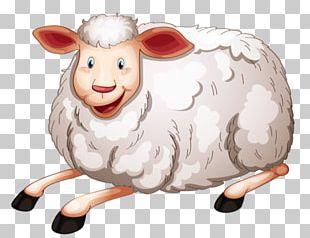 Sheep Goat Ahuntz Cattle PNG