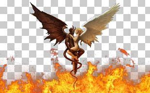 Shoulder Angel Demon Devil Desktop PNG