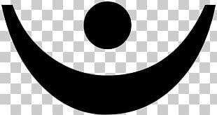 Crescent Circle Symbol Lunar Phase Moon PNG