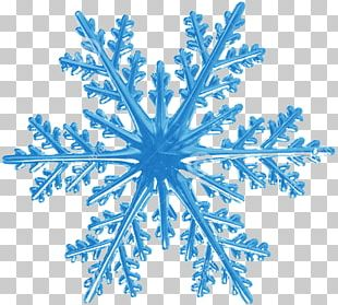 Snowflake Stock Photography PNG