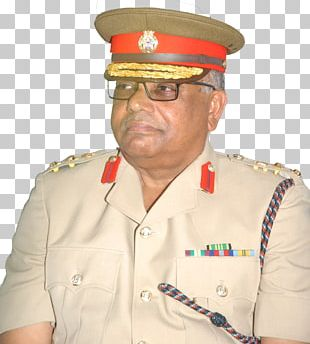 Army Officer Commandant Military Rank Lieutenant Colonel PNG