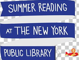 NYPL Summer Reading Challenge Library Organization PNG