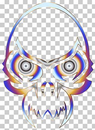 Skull Human Skeleton Head PNG