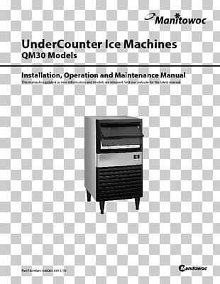 Manitowoc Ice Product The Manitowoc Company Ice Makers PNG, Clipart on