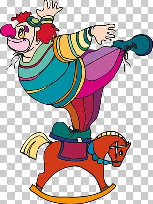 Clown Circus Humour Blog PNG