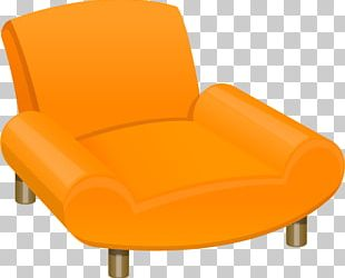Wing Chair Couch Euclidean PNG