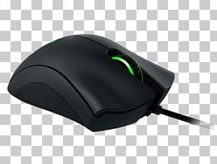 Computer Mouse Razer Inc. Razer DeathAdder Elite Acanthophis Video Game PNG