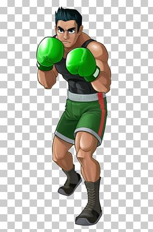 Punch-Out!! Wii Fit Wii Remote Little Mac PNG