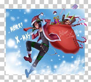 Art Drawing Christmas Character PNG