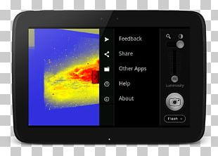 Display Device Thermal Vision Camera Effects Free Football Games Thermography Android PNG