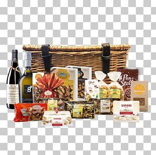 Hamper Food Gift Baskets PNG