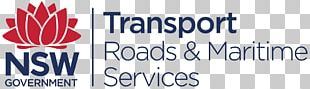 Roads And Maritime Services Logo Transport For NSW Government Of New South Wales NSW Maritime PNG