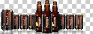 Beer Bottle Eichbaum Distilled Beverage Malt Beer PNG