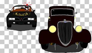 Vintage Car Motor Vehicle Automotive Design Brand PNG