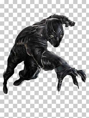 Black Panther Captain America Wakanda Marvel Comics PNG