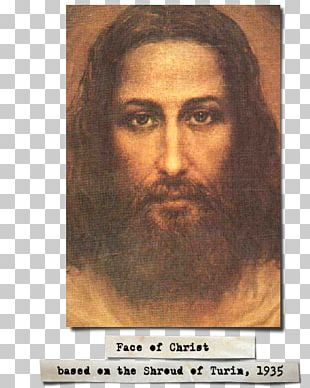 Depiction Of Jesus Shroud Of Turin Bible God PNG