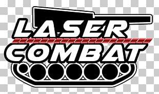 Laser Tag Game Logo PNG