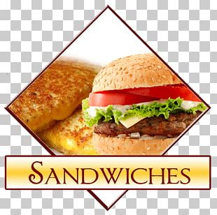 Slider Hamburger Cheeseburger Submarine Sandwich Breakfast Sandwich PNG