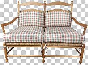 Loveseat Couch Bed Frame Sunlounger Chair PNG