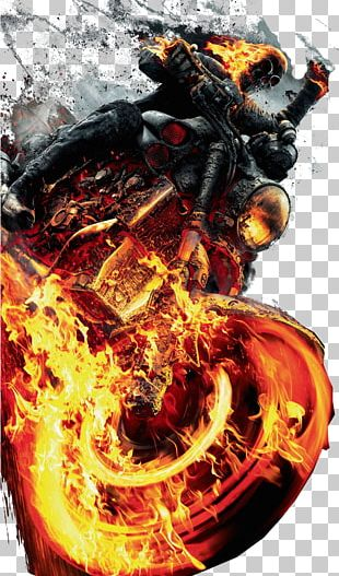 Johnny Blaze Mephisto Hollywood Film Neveldine & Taylor PNG