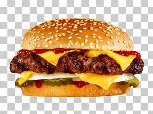 Hamburger Chicken Sandwich Veggie Burger French Fries Cheeseburger PNG