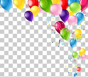 Birthday Illustration PNG