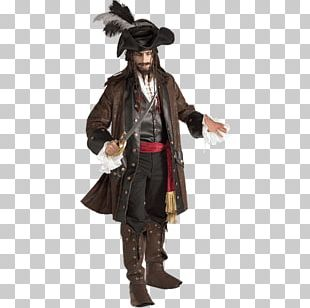 Jack Sparrow Halloween Costume Piracy Clothing PNG