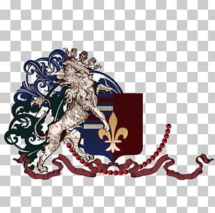 Lion Logo Illustration PNG