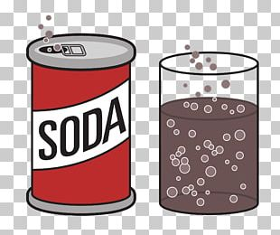 Fizzy Drinks Coca-Cola Carbonated Water PNG