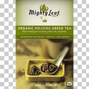 Green Tea Hōjicha Mighty Leaf Tea Company Masala Chai PNG