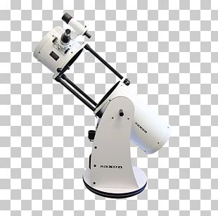 Optical Instrument Dobsonian Telescope Reflecting Telescope Sky-Watcher Goto Dobsonian SynScan Series S118 PNG