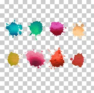 Watercolor Painting Drawing Ink Wash Painting PNG