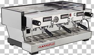 Cafe Espresso Machines Coffee La Marzocco PNG