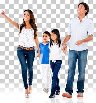 Family Walking Child Desktop Stock Photography PNG
