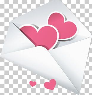 Love Heart Valentine's Day Petal Time PNG