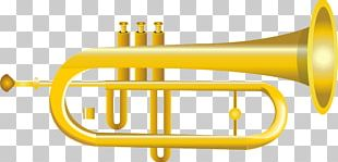Musical Instrument Trumpet Brass Instrument If(we) PNG