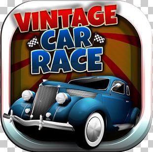 Vintage Car Automotive Design Hot Rod Motor Vehicle PNG
