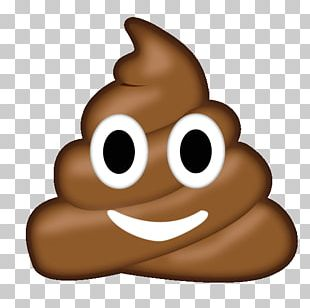 Pile Of Poo Emoji Sticker Feces Shit PNG