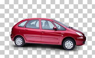 Citroën Xsara Picasso Minivan Compact Car PNG