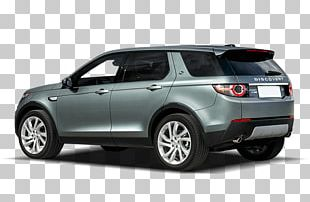 2017 Land Rover Discovery Sport 2015 Land Rover Discovery Sport Car Sport Utility Vehicle PNG